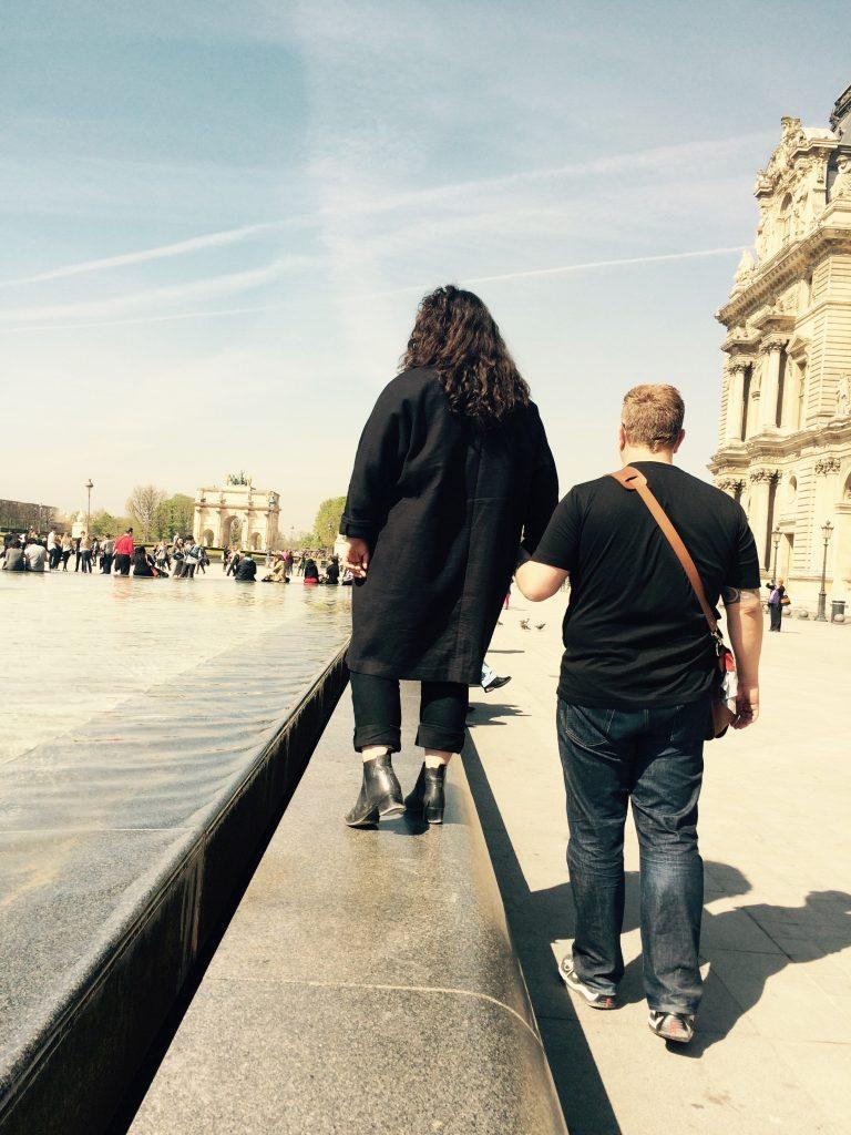 Yumiko And Karina Go To Amsterdam Scotland Lugano Paris
