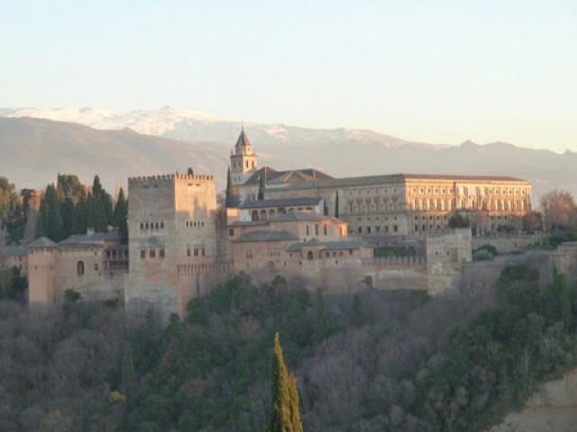 Yumiko's Trip to Spain (Dec. 2011)