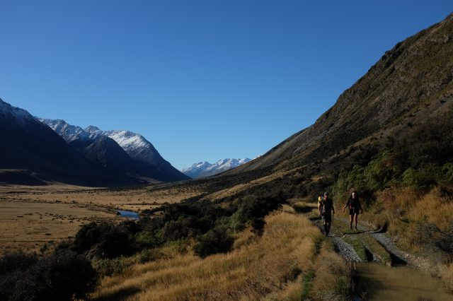 Famous Walks of New Zealand