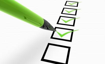 Pre-Travel Checklist
