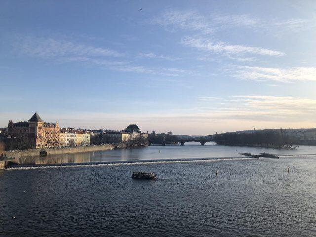 EHT goes to Prague