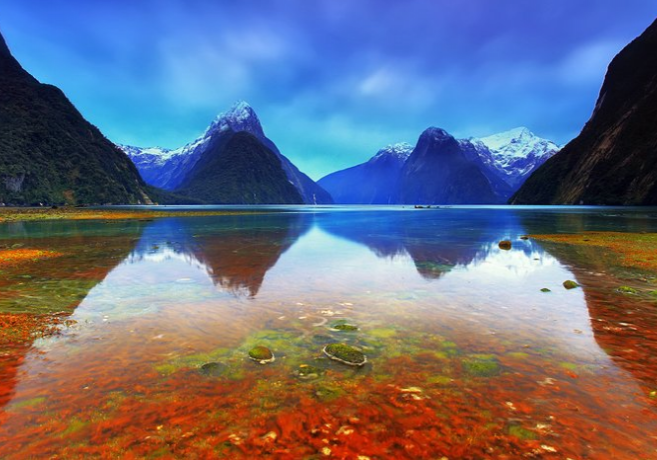 best places to visit during your vacation in New Zealand